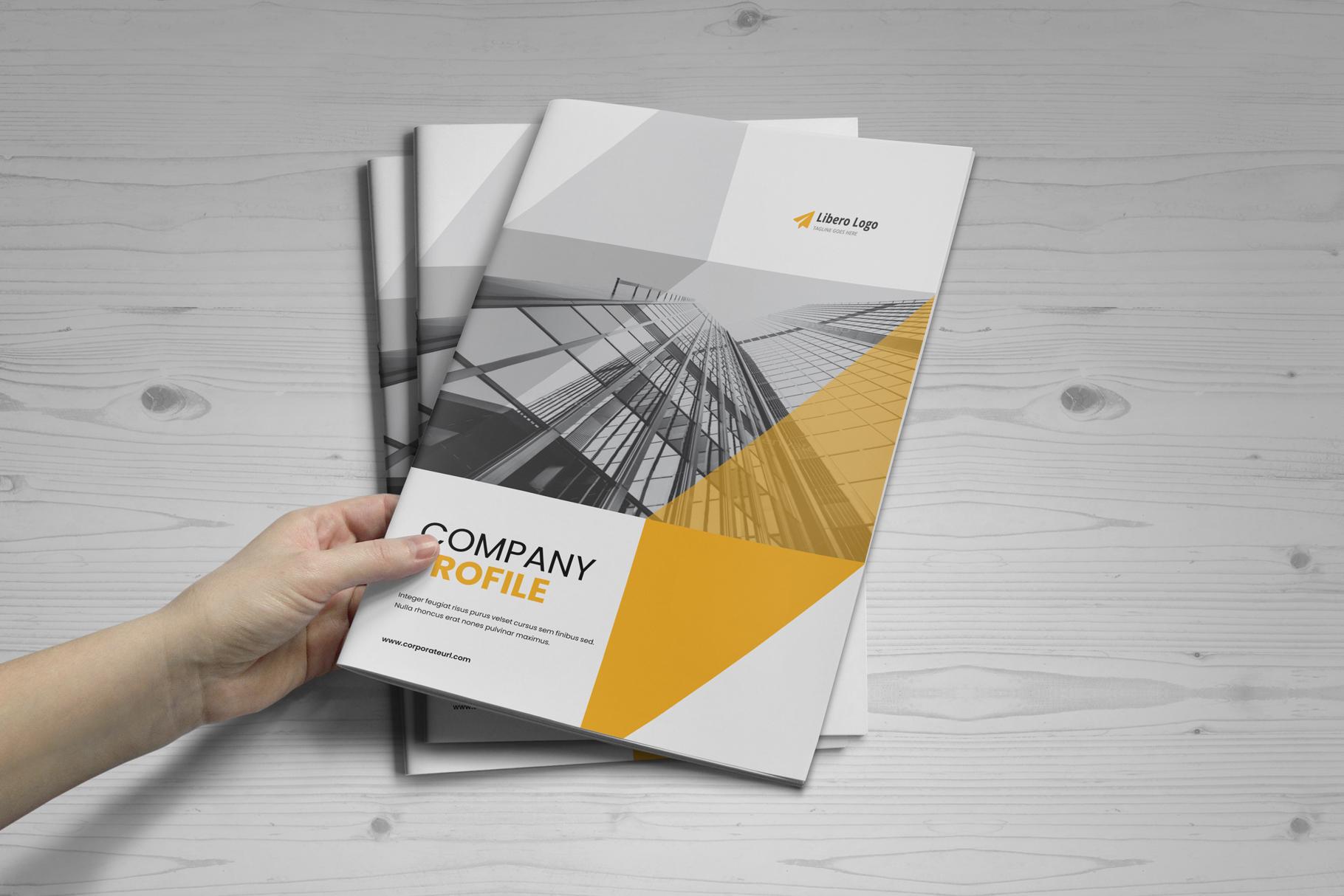 Company Profile Brochure v7 example image 18