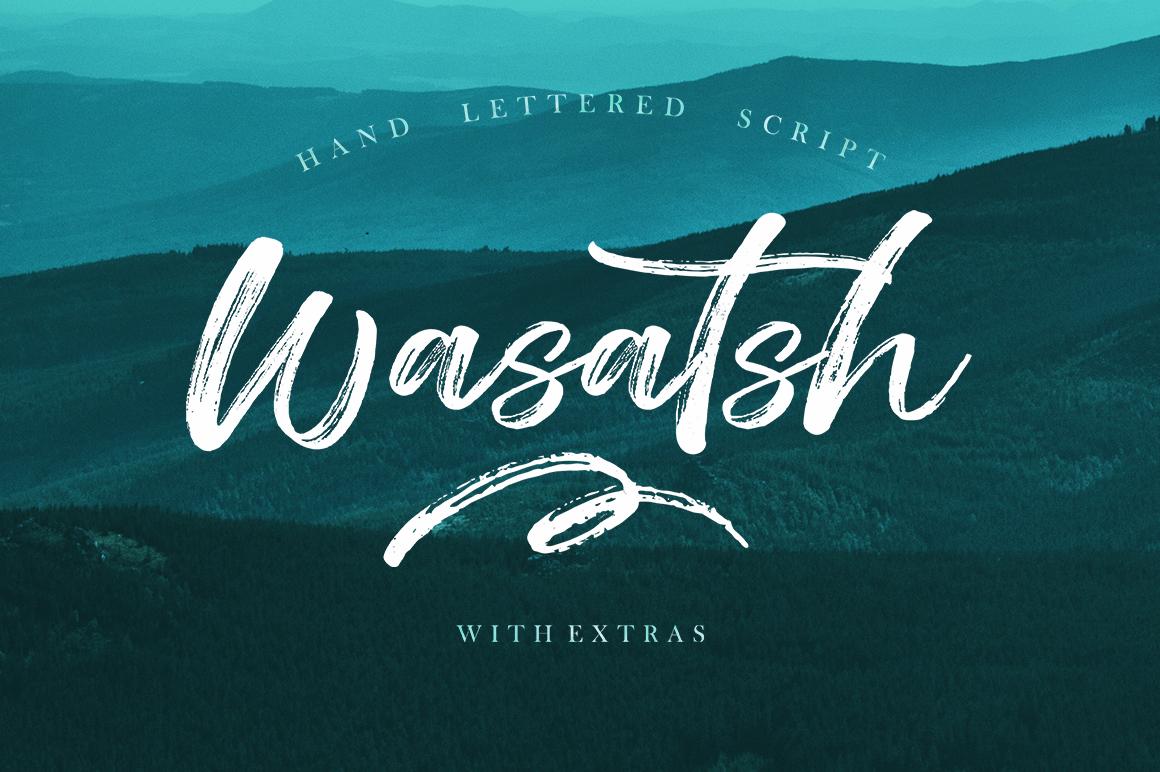 Wasatsh Brush example image 1