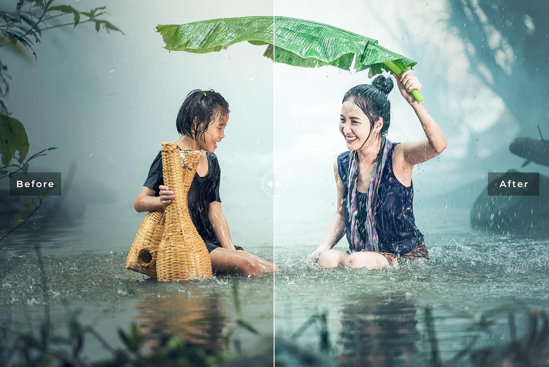 Thailand Mobile & Desktop Lightroom Presets example image 6