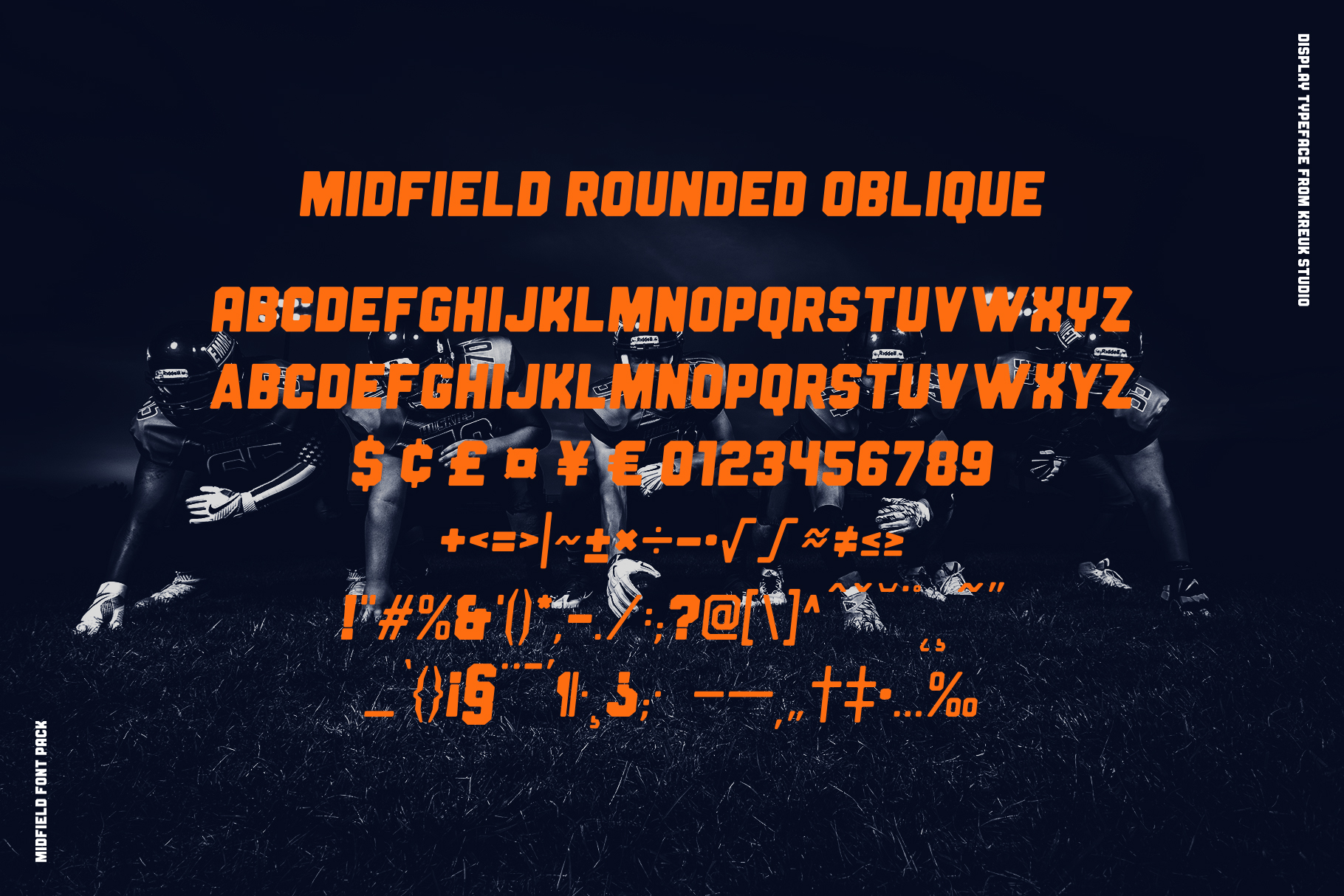 Midfield Display example image 9