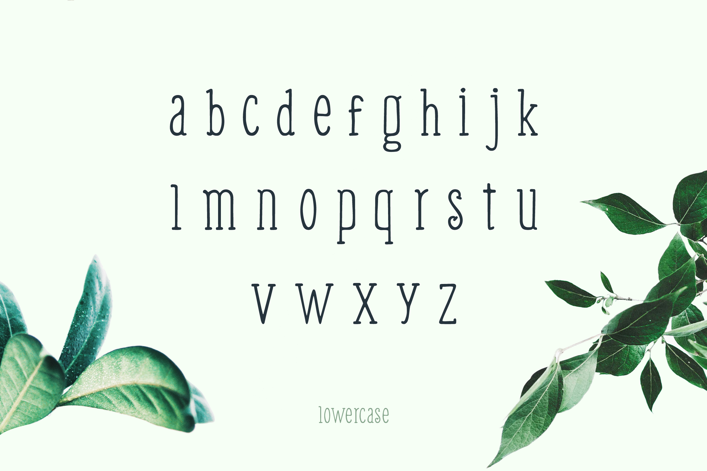 Weem Hand Lettered Font example image 3
