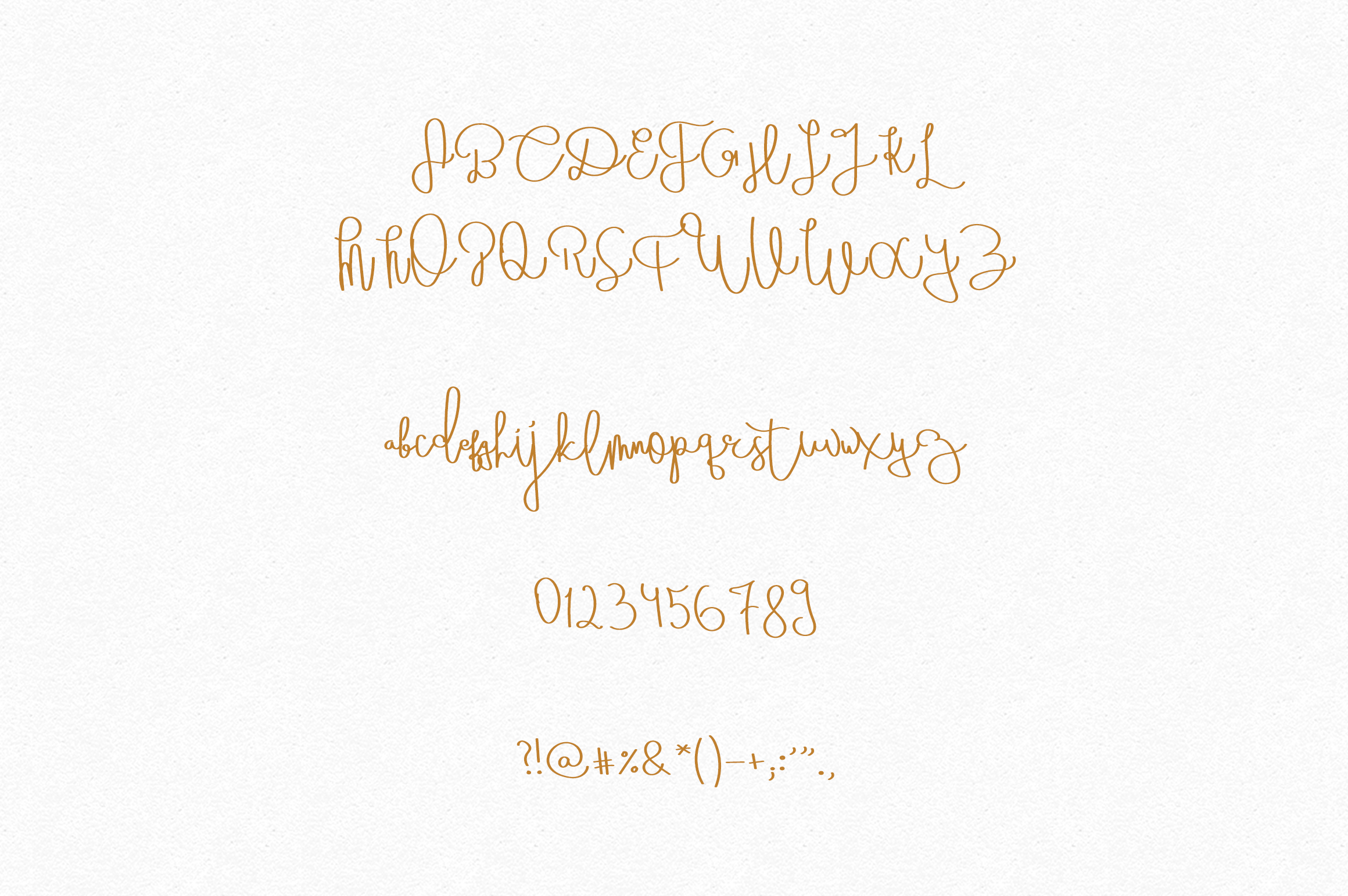 Octopus font example image 7