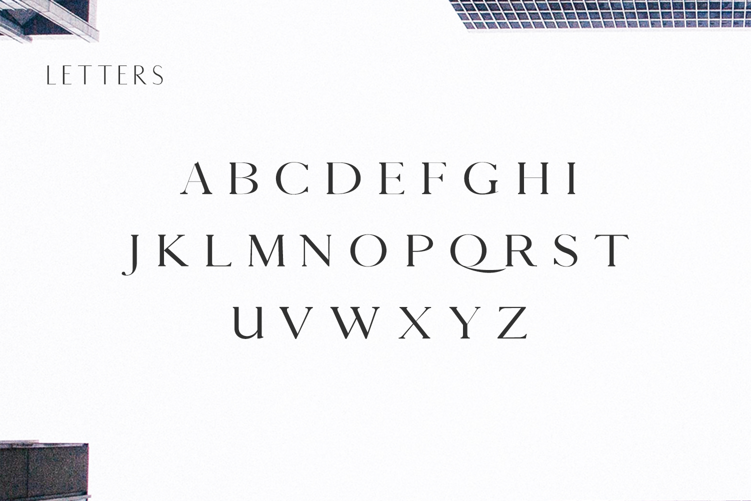 Pierson An Essential Serif Typeface example image 2