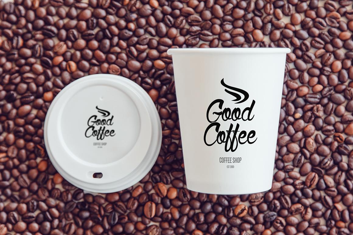 Coffee Branding Mock-up example image 11