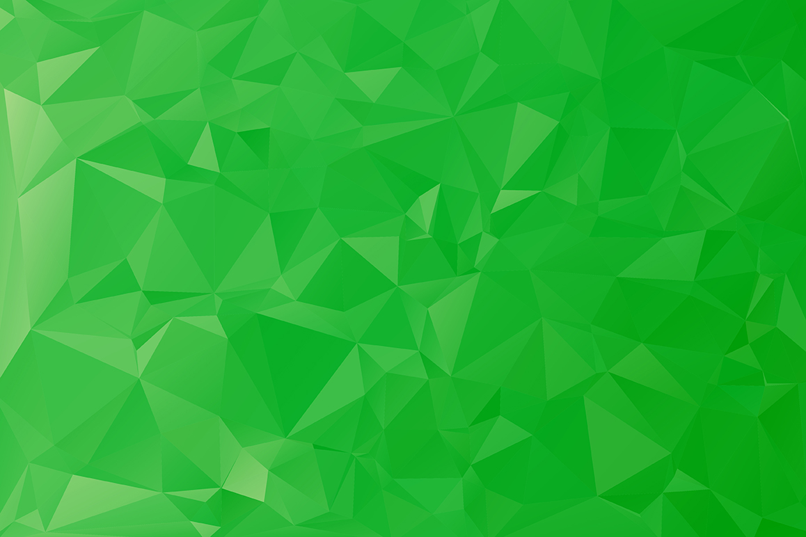 Polygon vector backgrounds set example image 5
