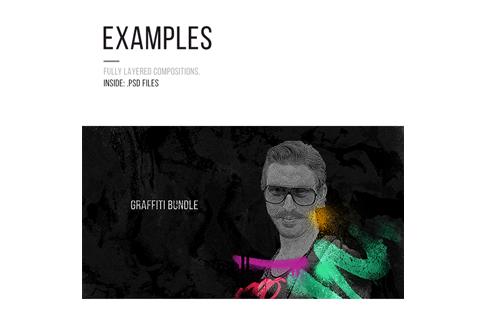 Graffiti Art Bundle example image 8