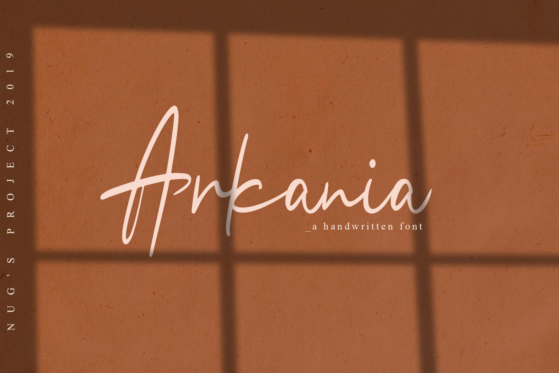Arkania example image 1