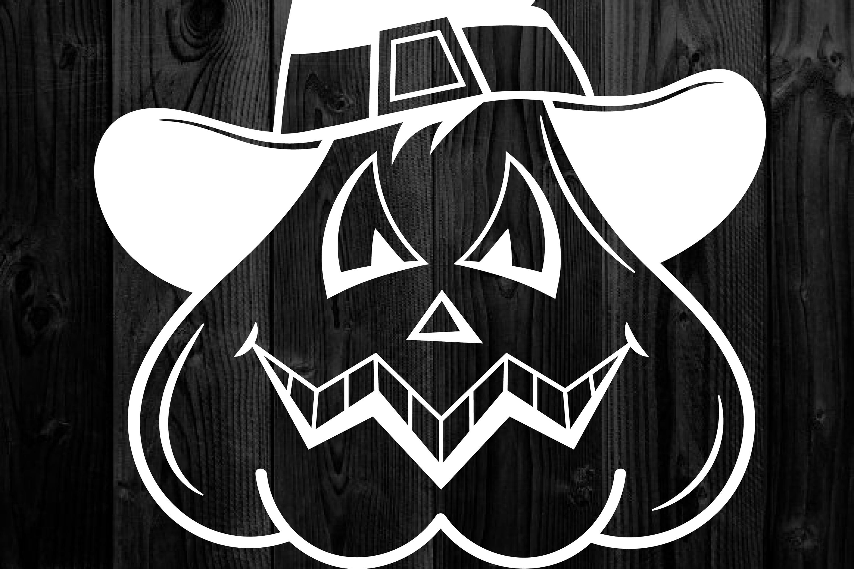 Halloween Pumpkins SVG   vector files example image 7
