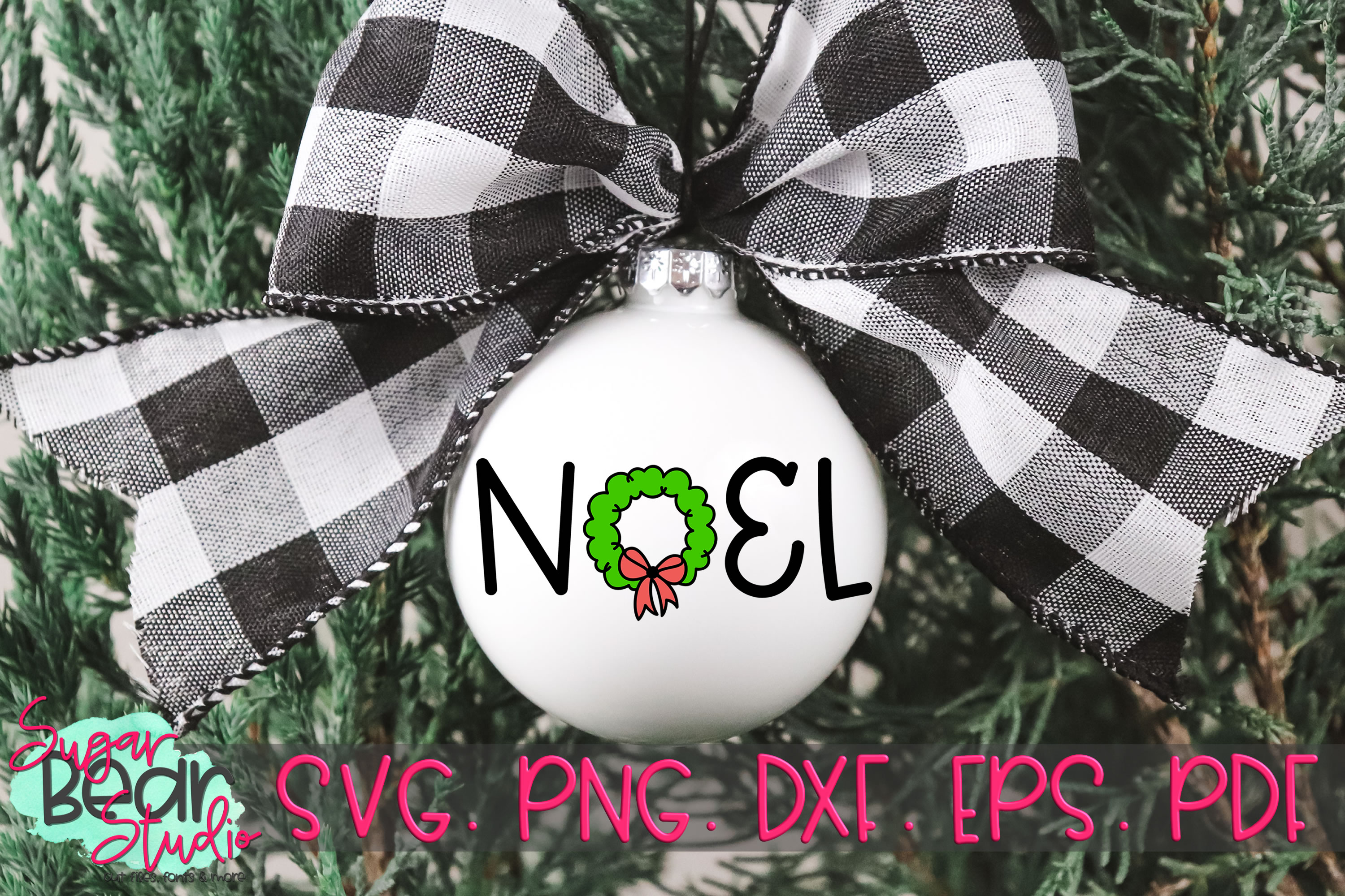 Noel - A Christmas SVG example image 2