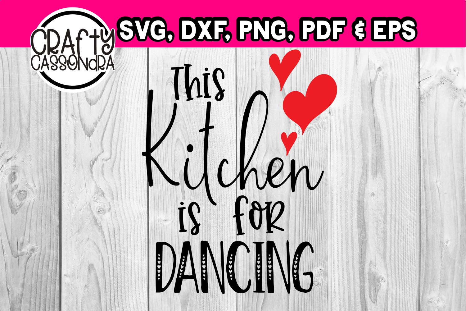 This kitchen is for dancing example image 2