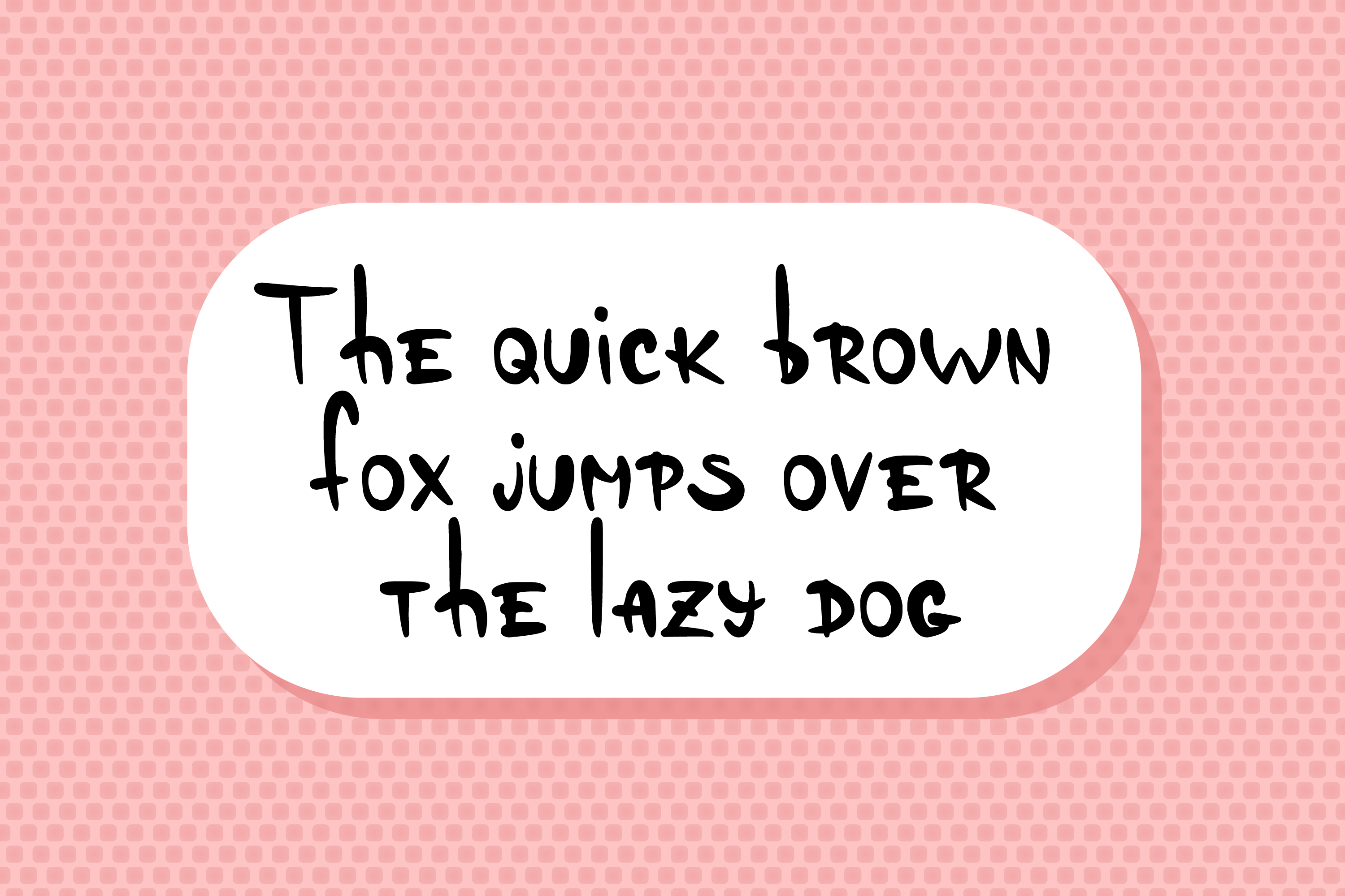 Dandelly - Playful Comic Font example image 6