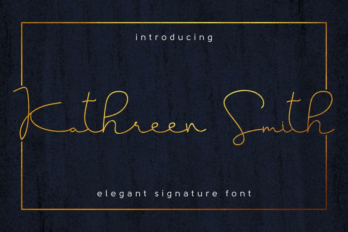 Kathreen Smith example image 1
