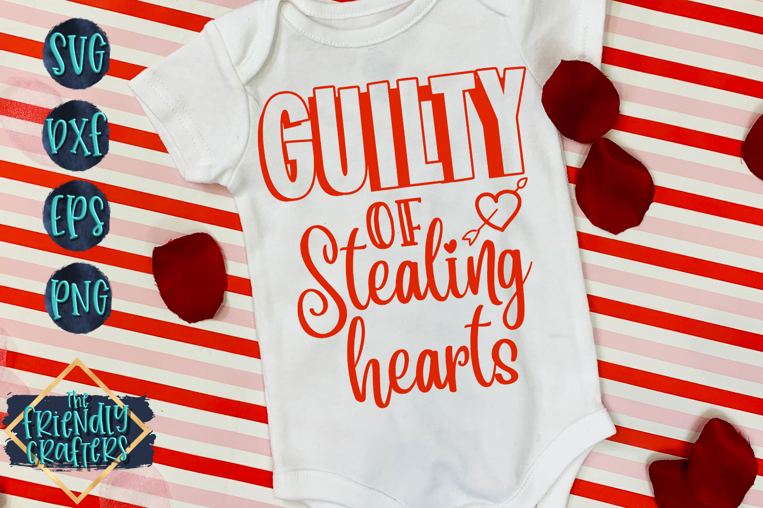 Guilty of Stealing Hearts example image 4