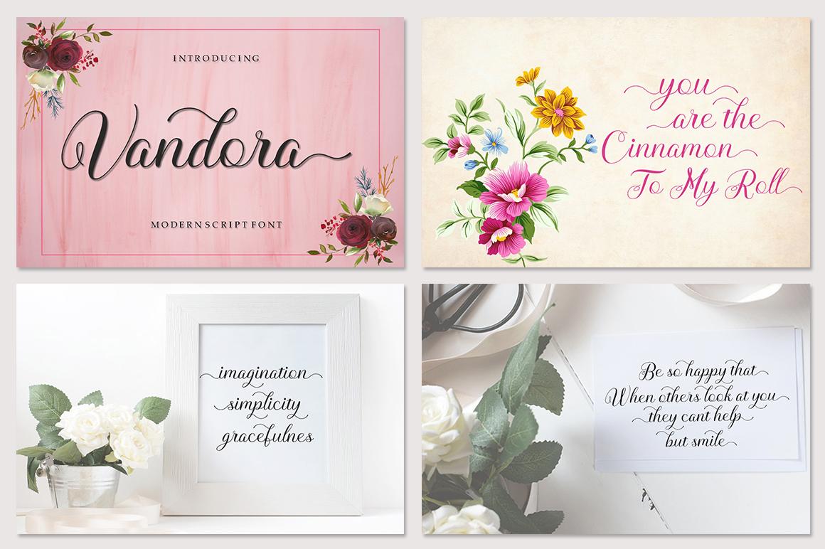 Fantastic Beautiful Bundle 10 Collection Font example image 11