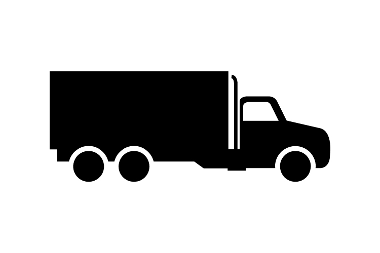 Truck icon example image 1