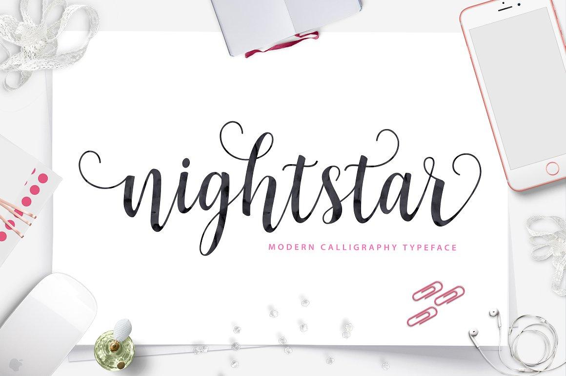 Nightstar Script example image 1