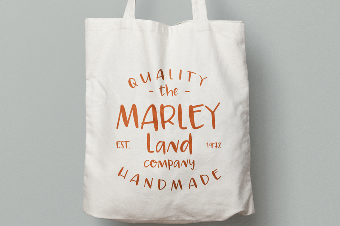 Marley Font example image 4
