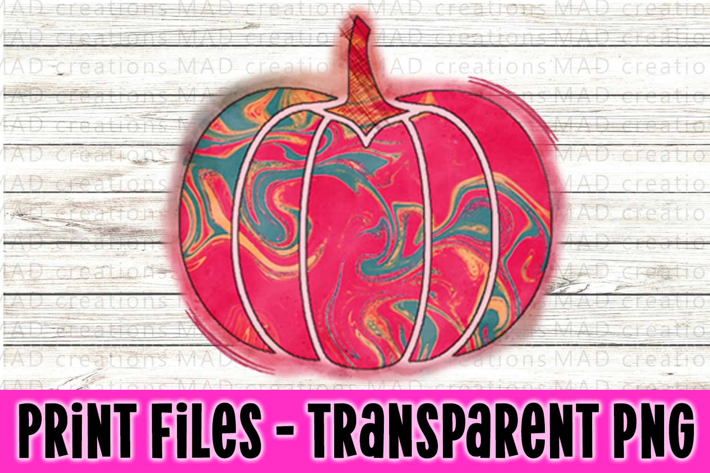 Pumpkin Bundle - Fall Bundle - Print Files Clipart example image 10