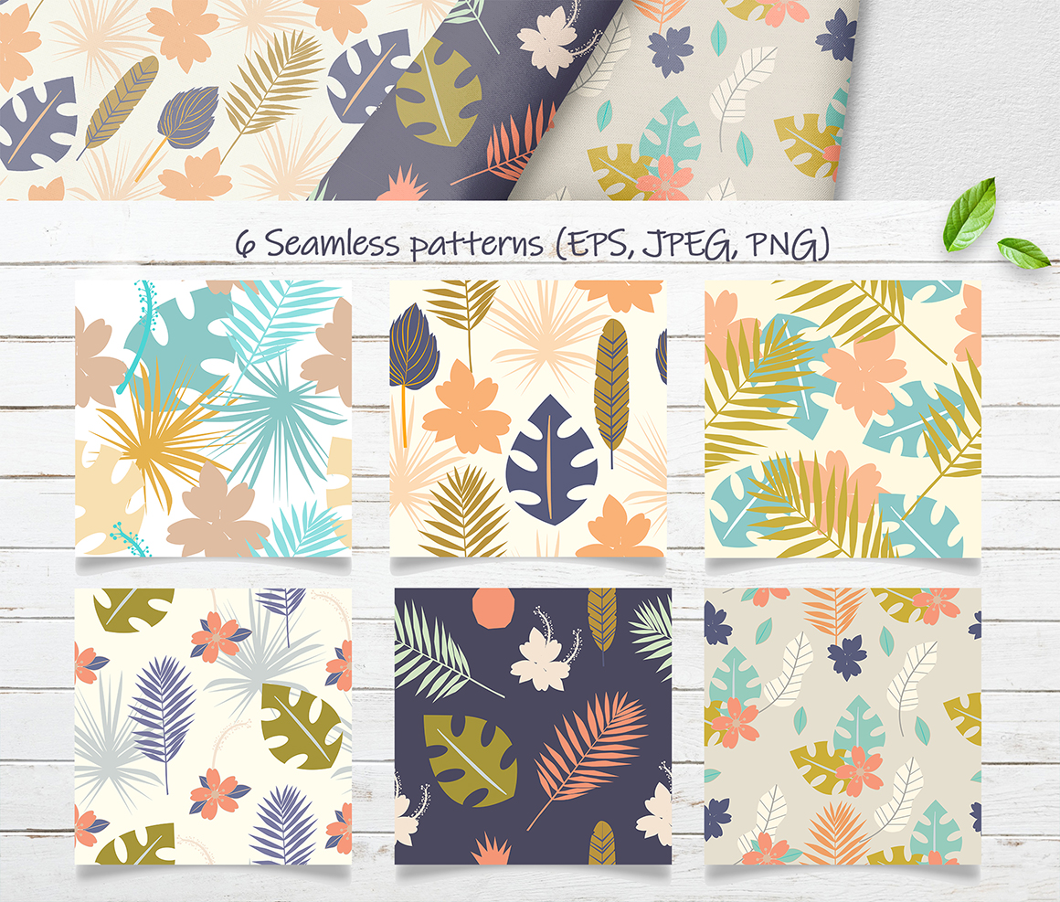 Tropical collection example image 2
