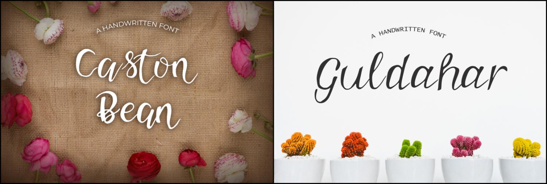 15 Creative Handmade Fonts Bundle example image 6