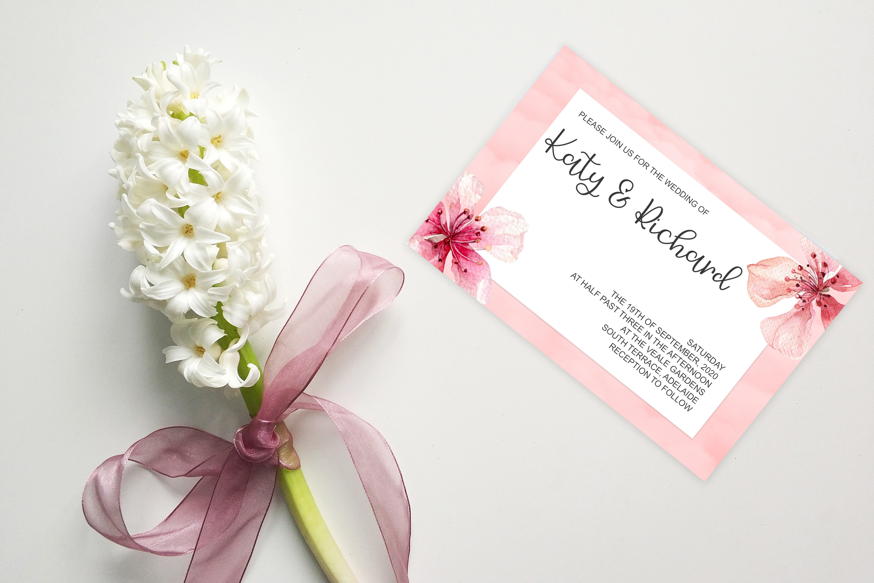 Delicate Romance Font Duo example image 2