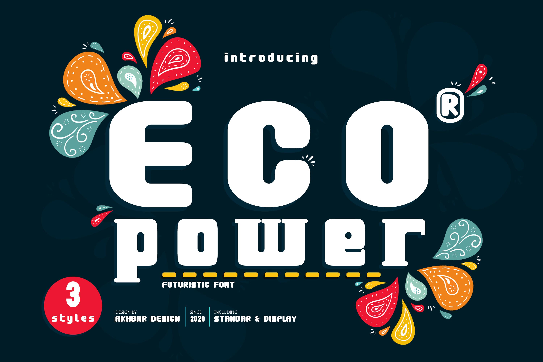 Eco power example image 1
