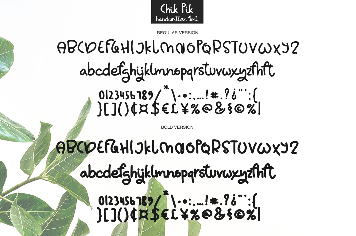 Chik Pik example image 6