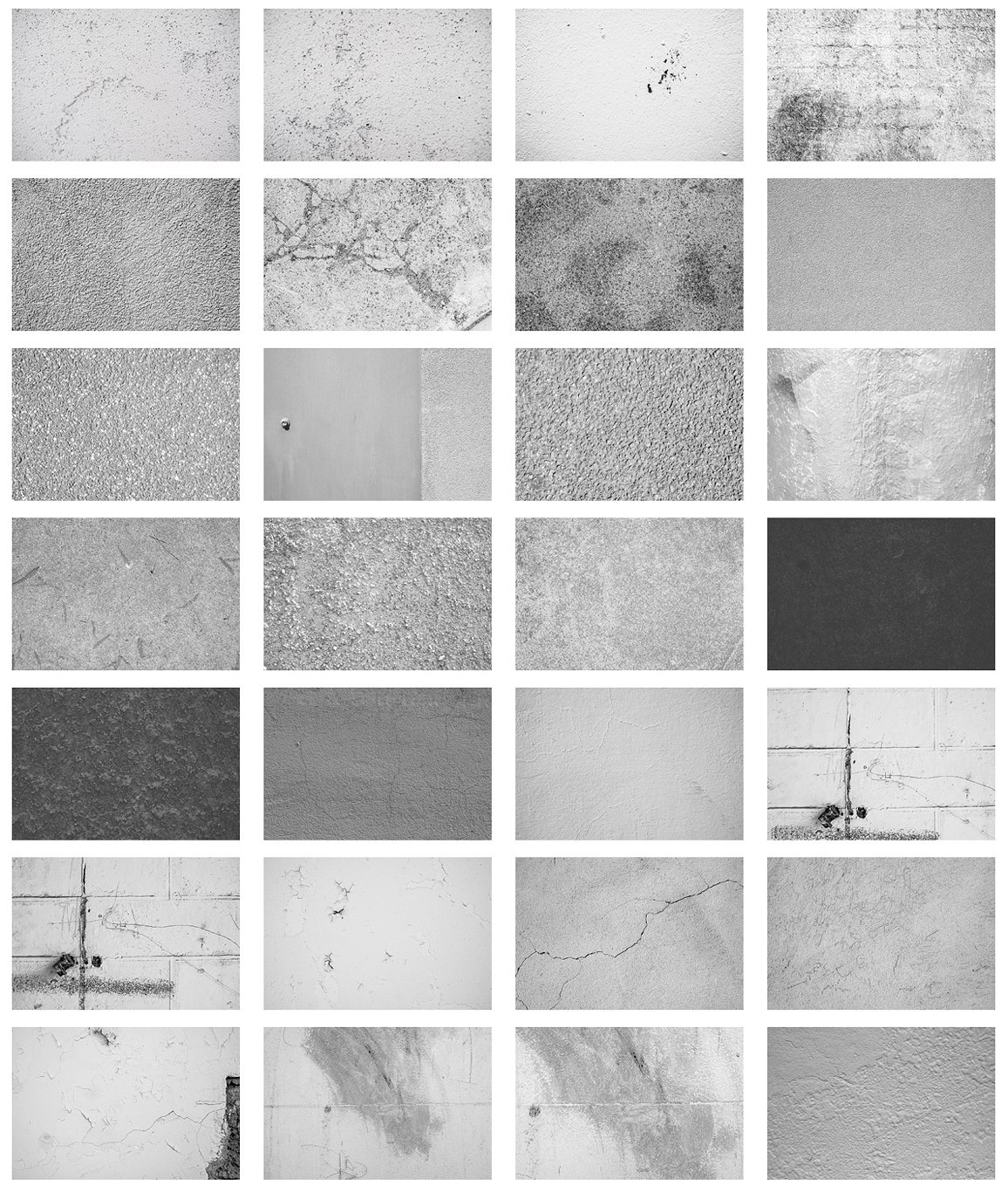 50 Cement Textures Mega Pack example image 2