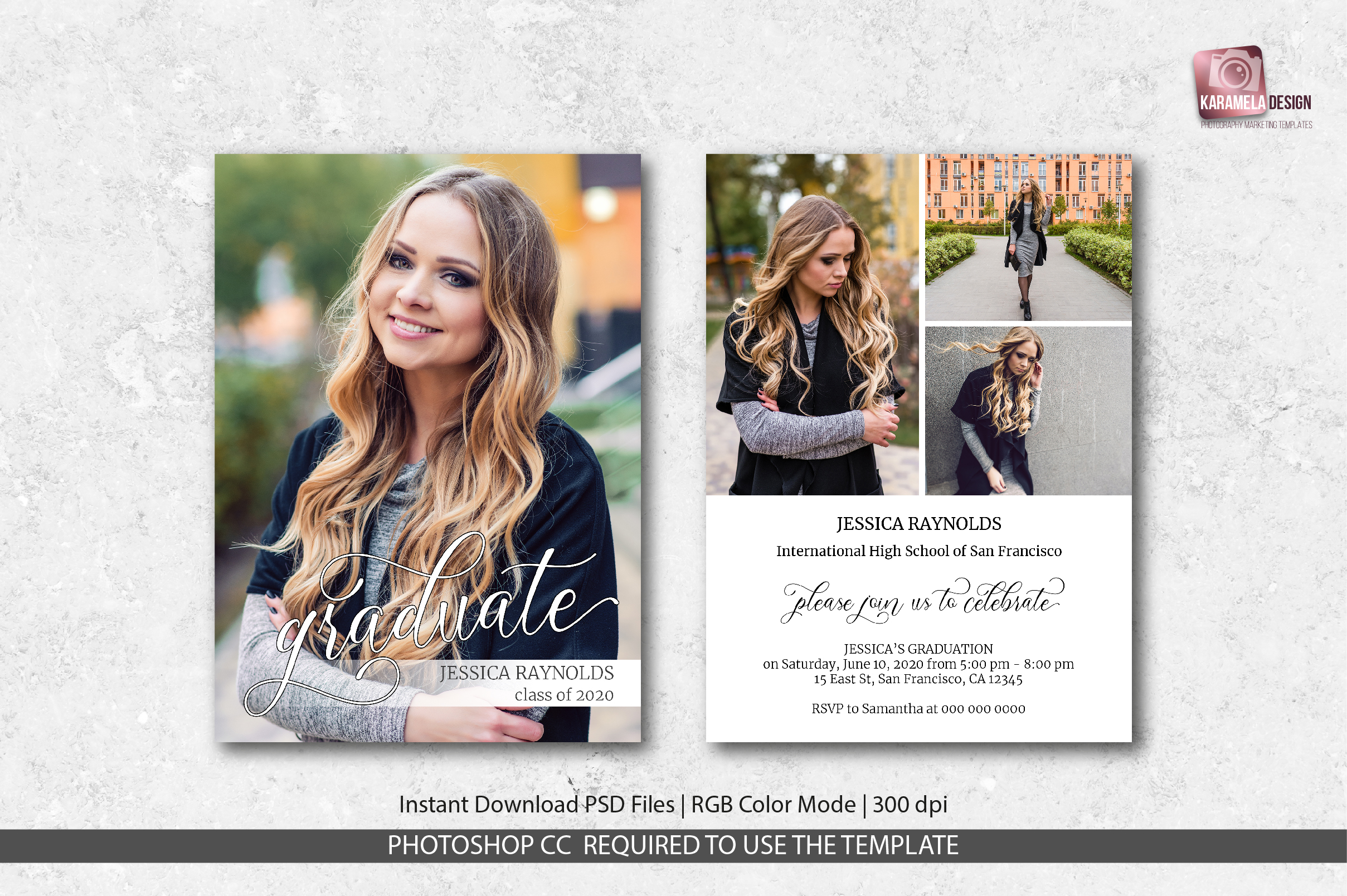 Graduation Announcement Template example image 1
