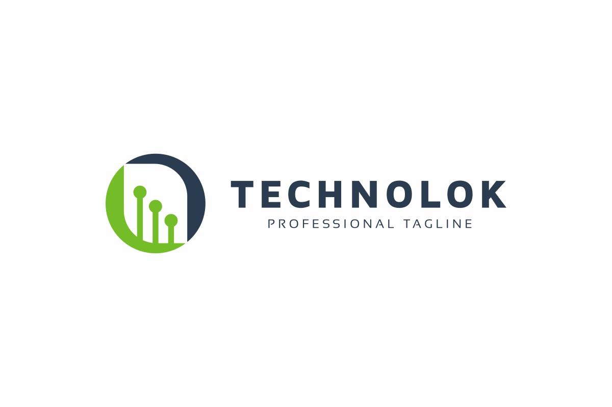 Technology Circle Logo example image 3