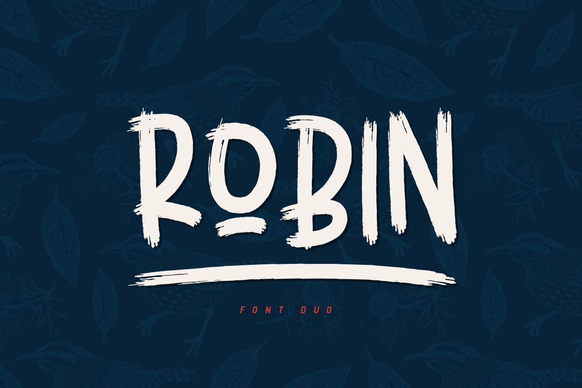 Robin example image 1
