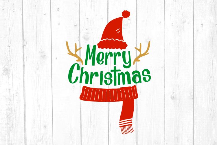 Merry Christmas Svg, Christmas, Christmas Svg, Home Decor example image 1