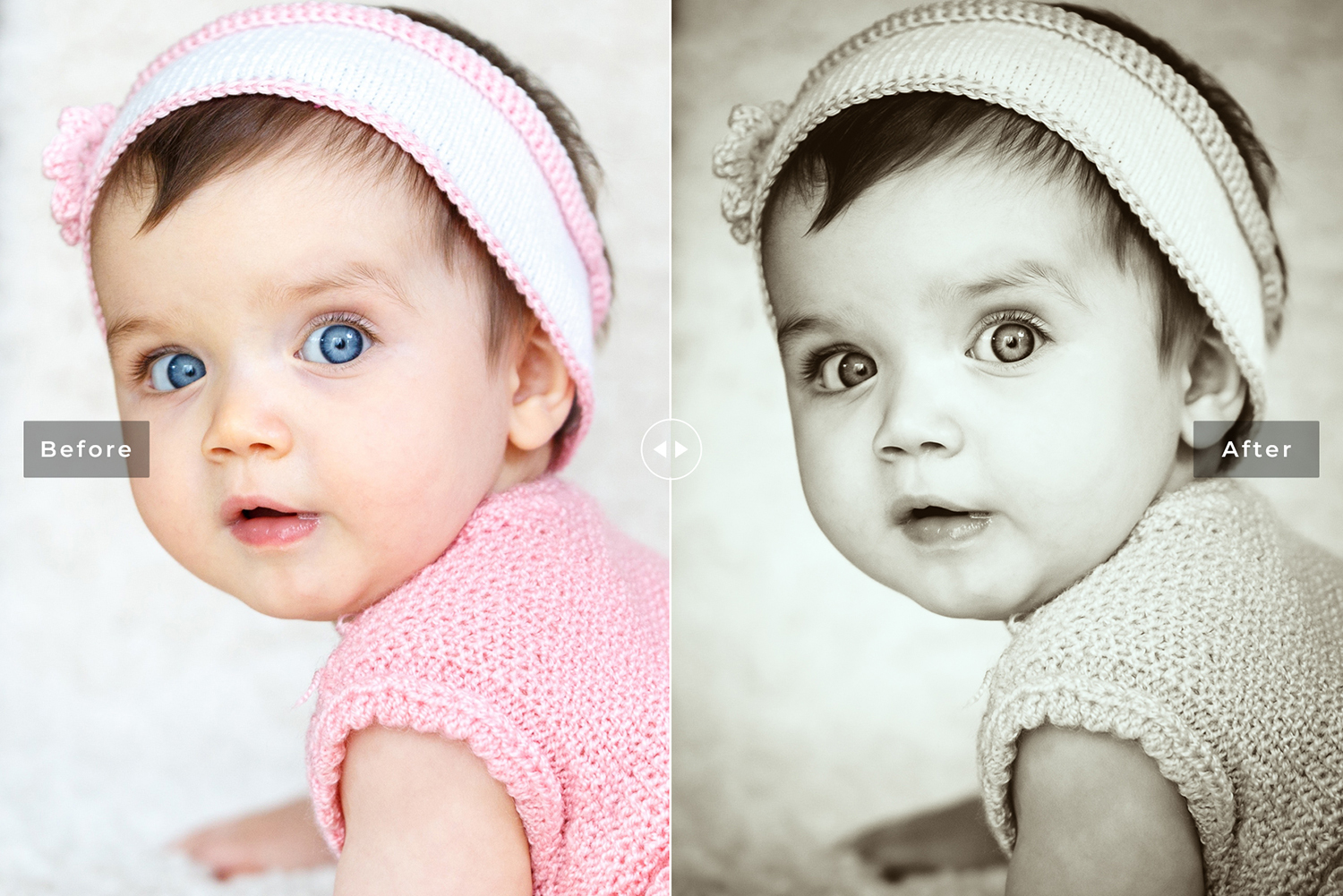 Newborn Photographers Mobile and Desktop Lightroom Presets example image 4