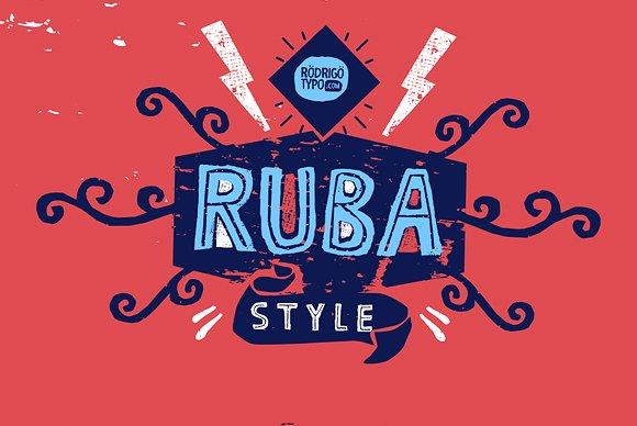 Ruba Style example image 1