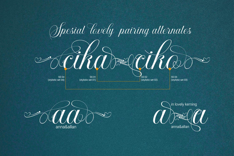 Khatija Calligraphy example image 3
