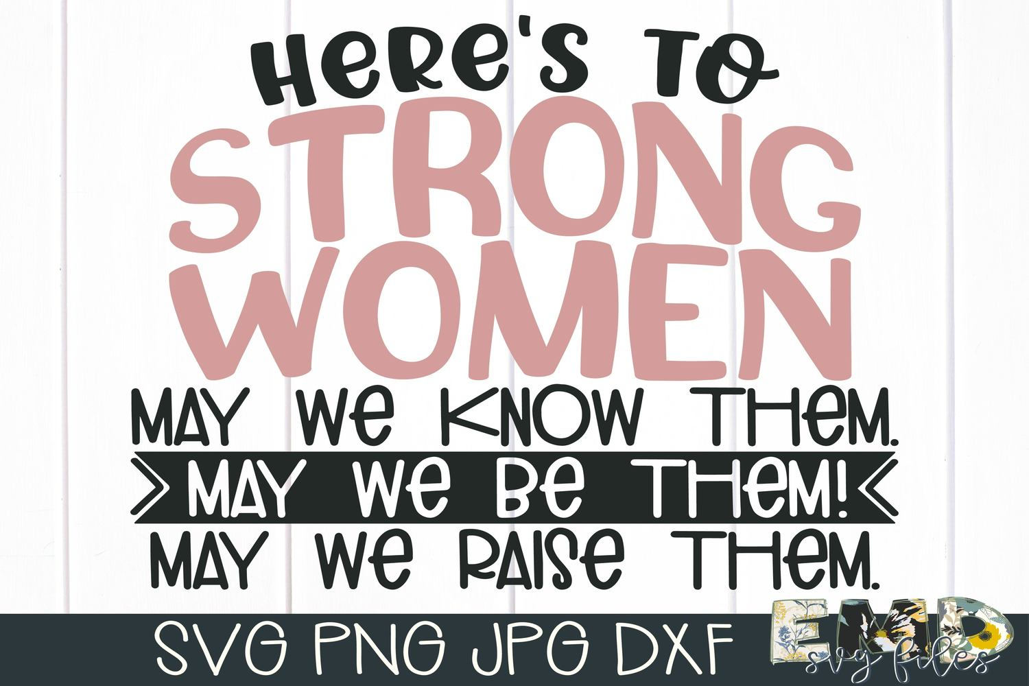 Strong Women Svg   Inspirational Svg Jpg Png Dxf example image 2