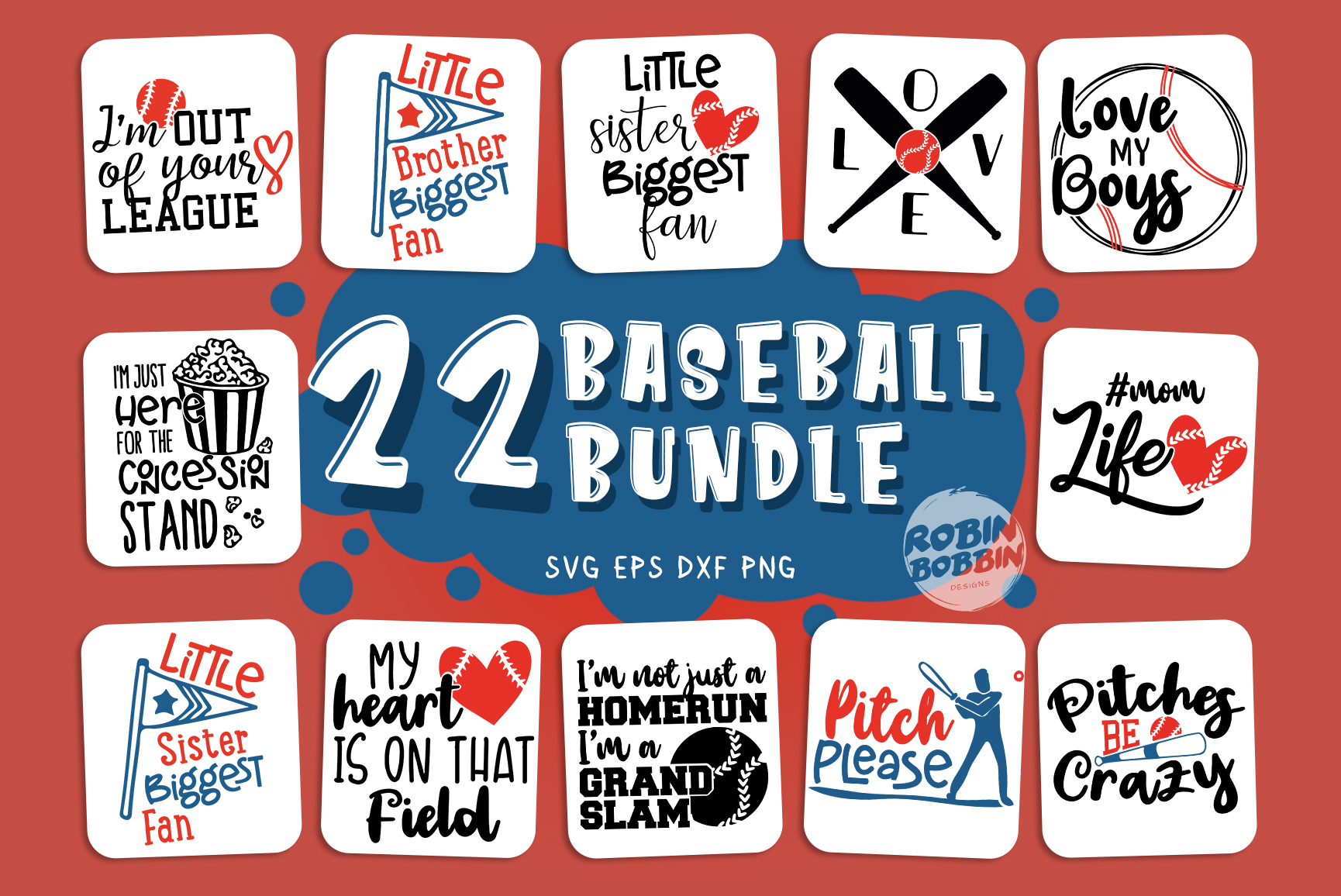 Mega SVG Bundle - Cut Files Bundle - Mega Bundle Over 700 example image 3