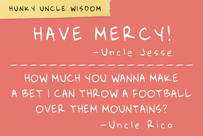 Hunky Uncle Handwritten Script Font example image 2