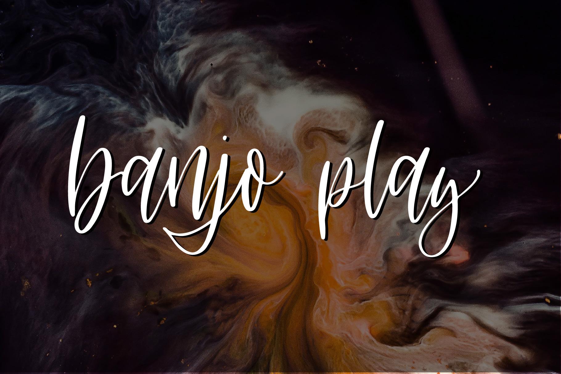 Banjo Play example image 1
