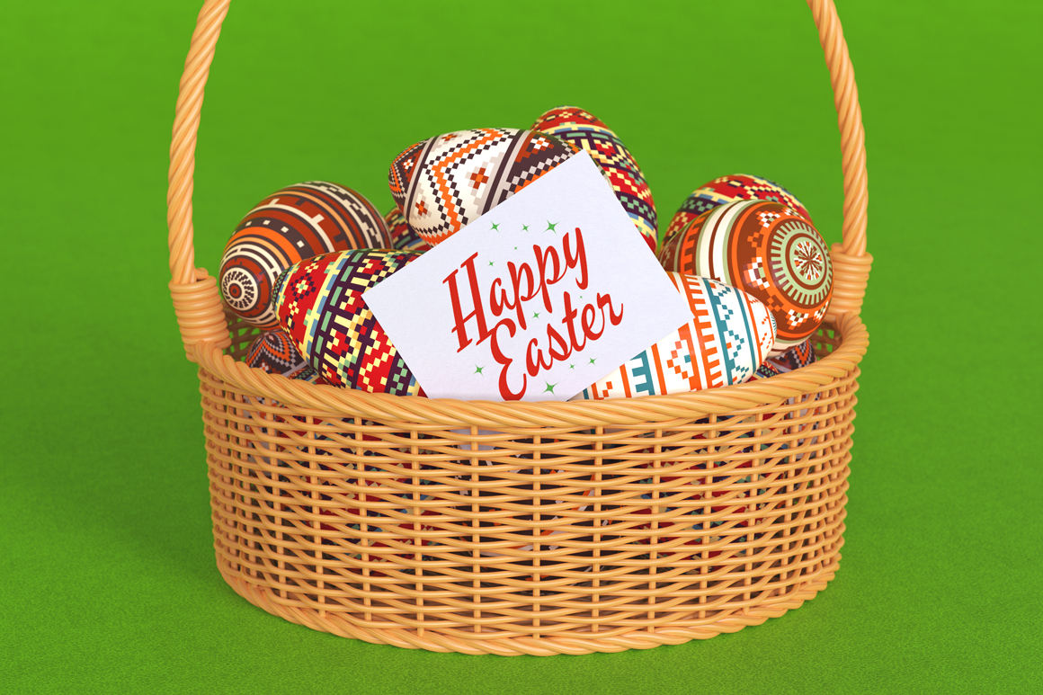 Easter Egg Mockups and Images example image 28