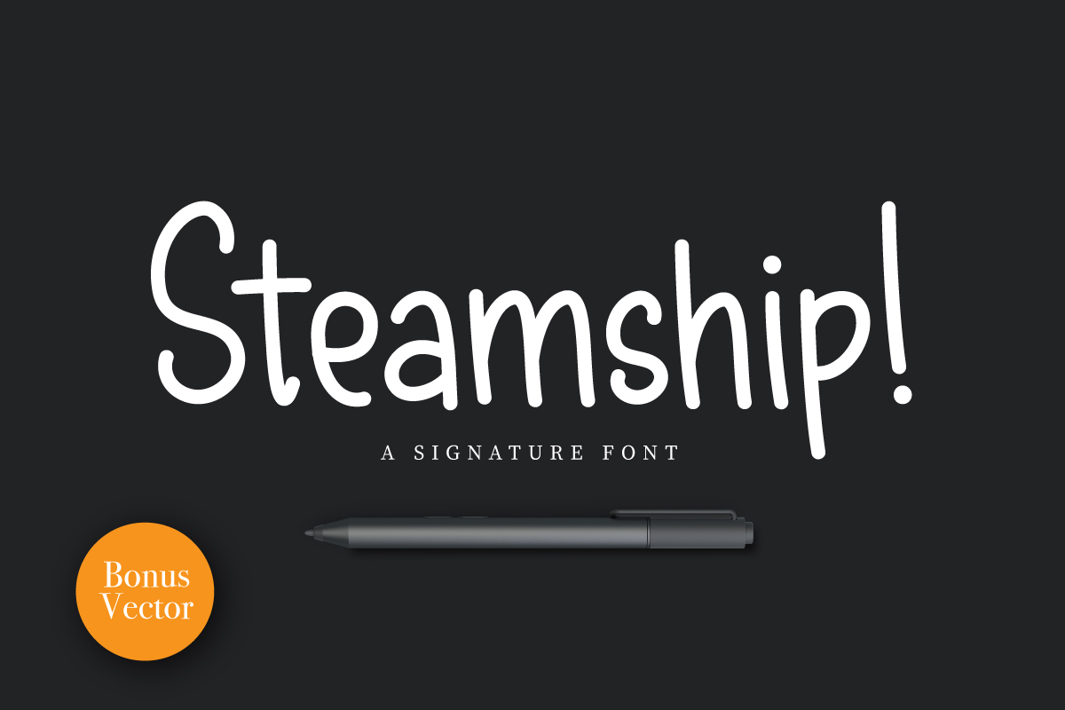 Steamship example image 1