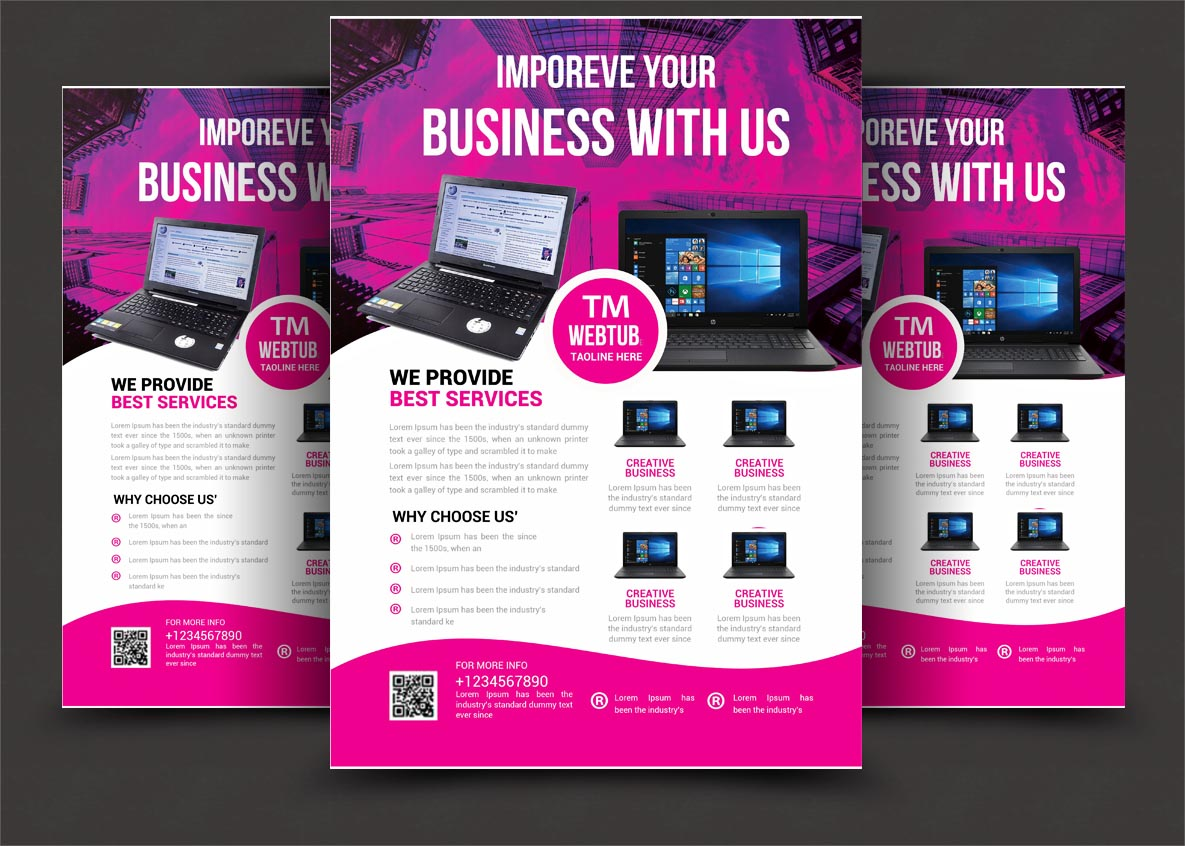 Business Bundle Flyer 6 example image 7