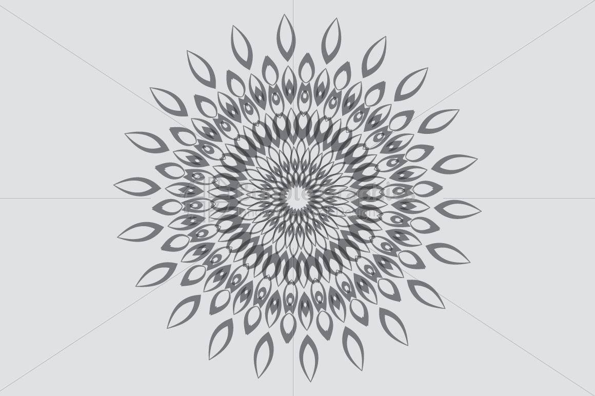 Mandala Graphics - Decorative Art example image 2
