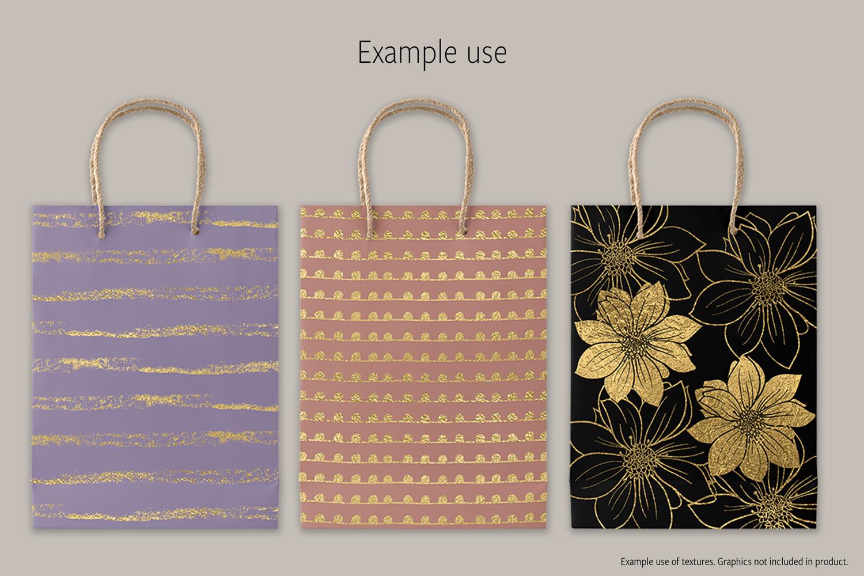 Gold Foils Mix example image 6