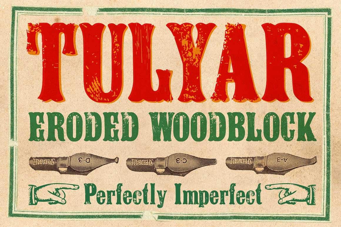 Tulyar Eroded example image 1