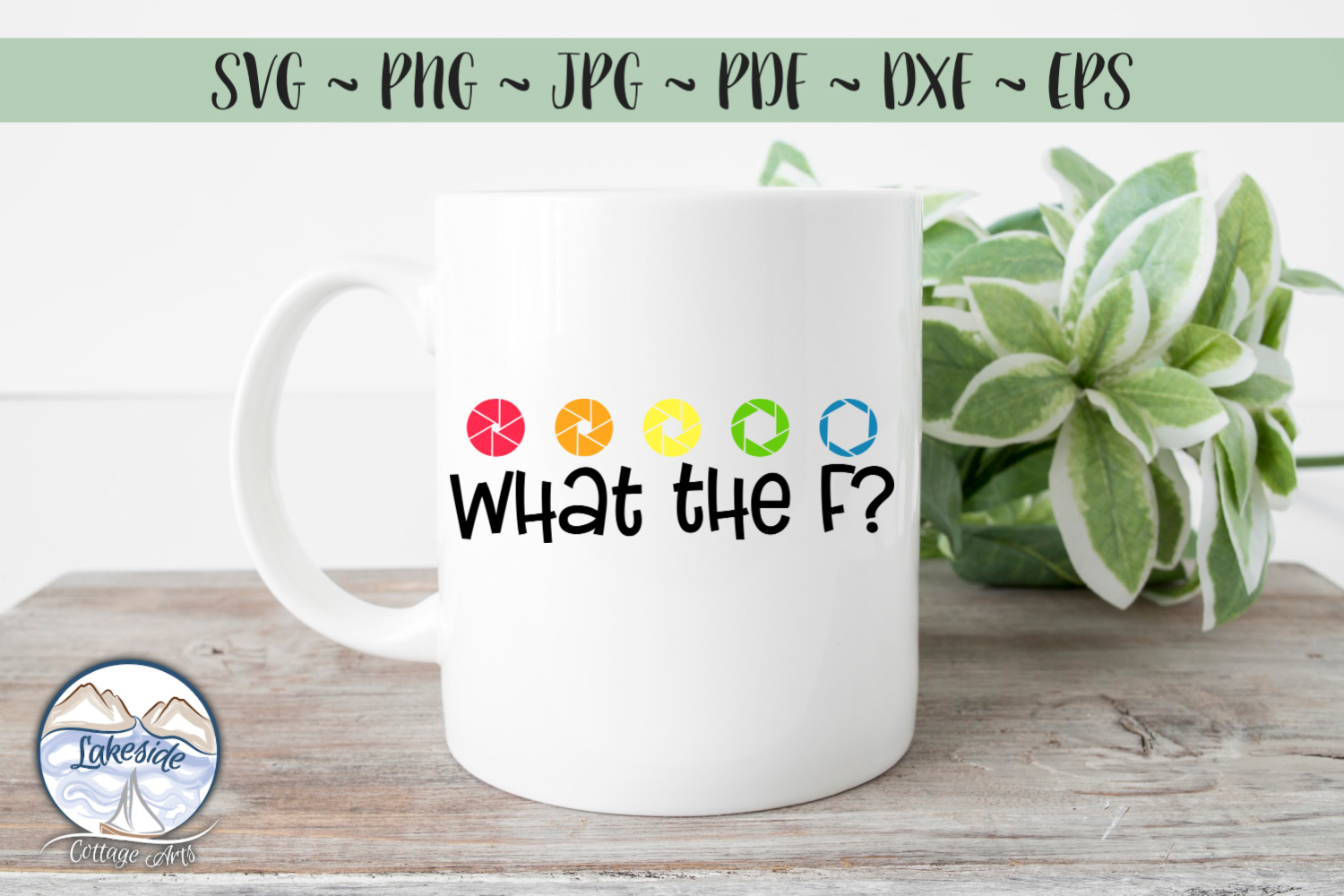 What the F? Aperture SVG Design for Photographers example image 1