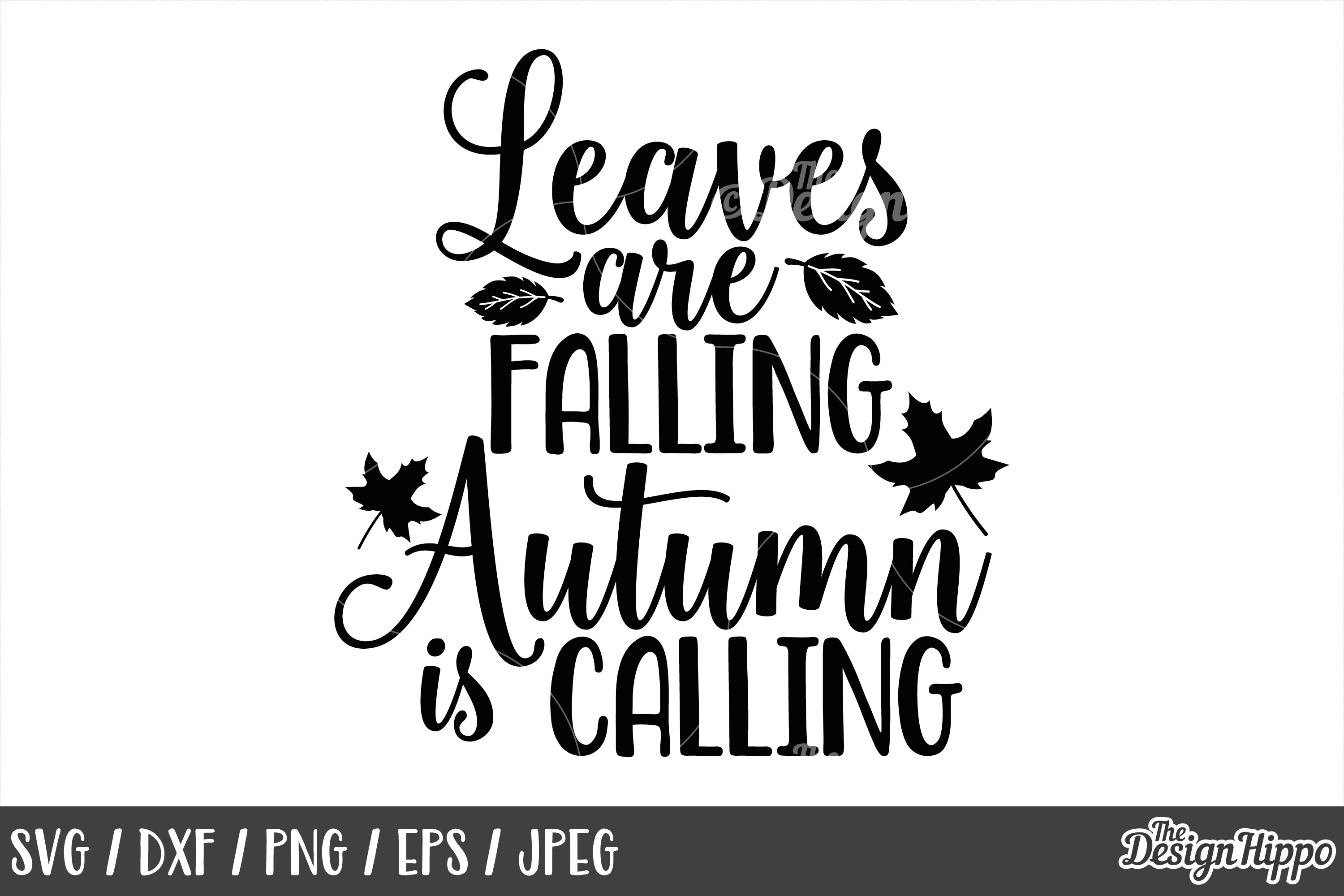 Fall SVG Bundle, Autumn, Fall, Pumpkin spice, Fall y'all SVG example image 4