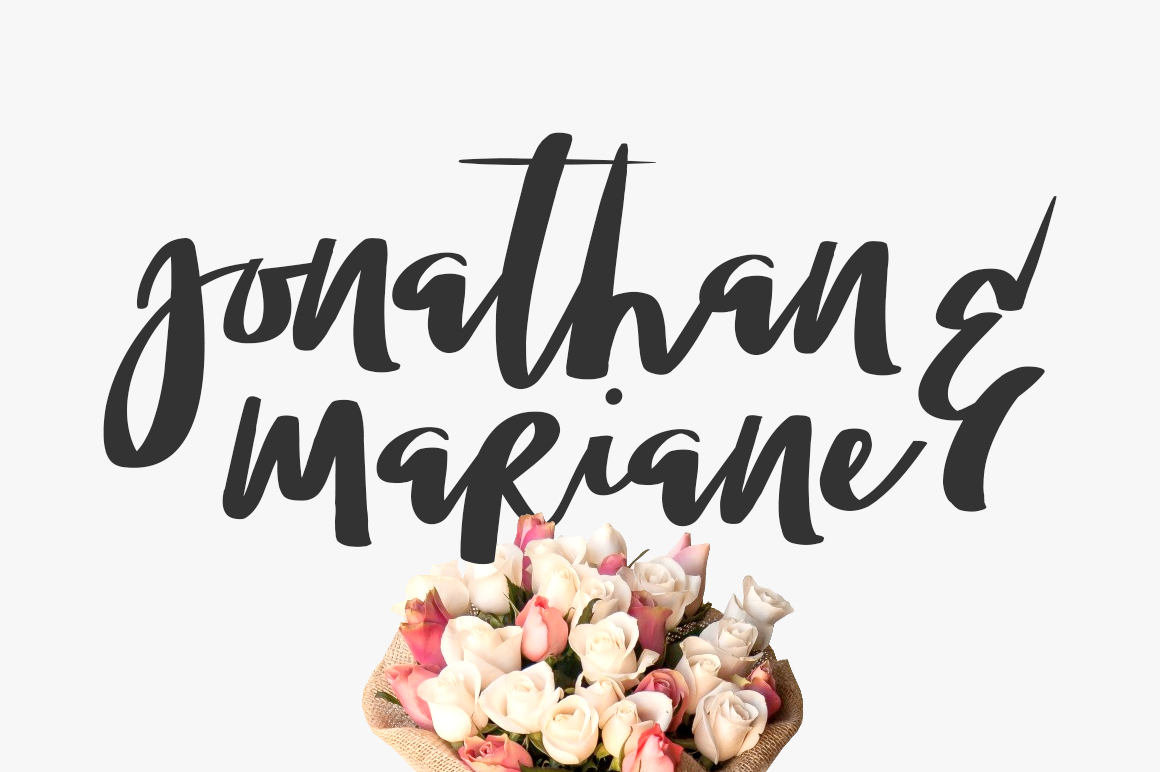 Jollie Typeface example image 2