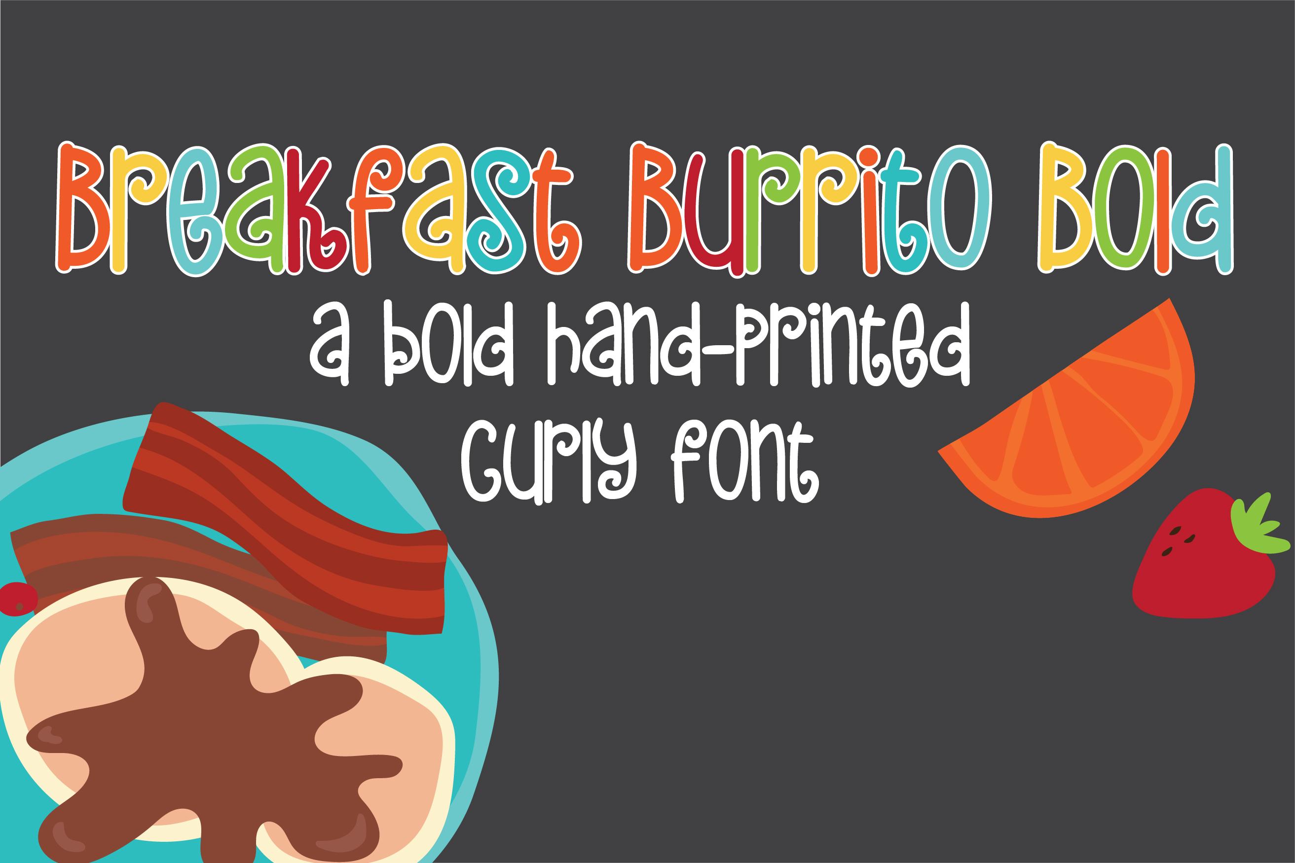 PN Breakfast Burrito example image 7