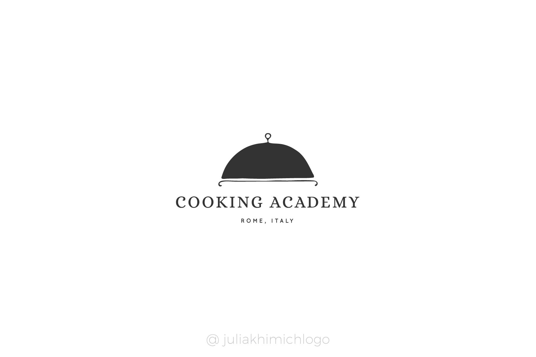 Logo Pack Volume 9. Kitchen example image 18
